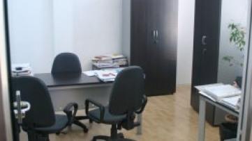 Tertiary building in Pino Montano - Gilmar