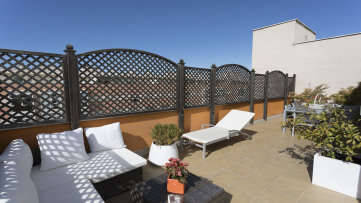 Luxury Penthouse, Alameda Osuna. Terraces. - Gilmar