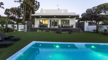 Villa house in Vistahermosa - Gilmar