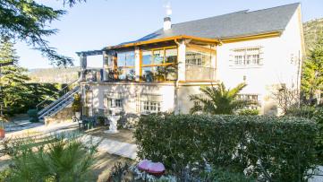 Villa house in Collado Mediano - Gilmar