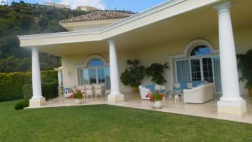 Villa en La Zagaleta Benahavis - Gilmar