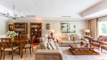 Villa house in Las Lomas - Gilmar