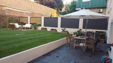 Casa independiente dividida en 4 viviendas - Gilmar