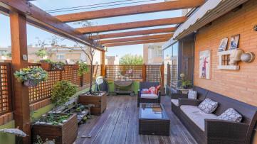 Magnífica vivienda  con terraza - Gilmar