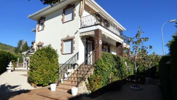 Villa house in Becerril - Gilmar