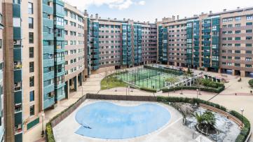 Apartment in Palomeras Sureste - Gilmar