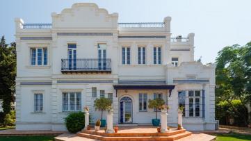 Casa señorial de 300 m2 en Sanlucar de Barrameda - Gilmar