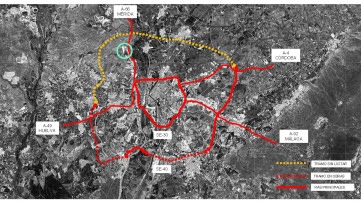 Urban plot in Bellavista - Gilmar