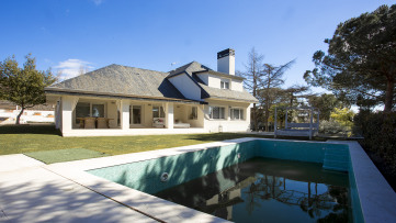 Luxury Villa house in Conde Orgaz - Gilmar