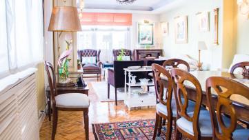 Espectacular piso luminoso y exterior a dos calles - Gilmar