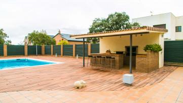 Villa house in El Pinar-Punta Galea - Gilmar