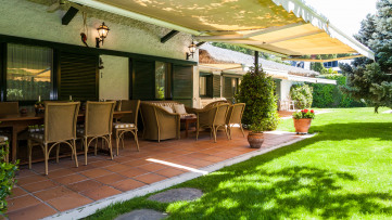 Villa house in Villafranca del Castillo - Gilmar