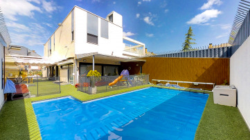 Semidetached house house in Rejas - Gilmar