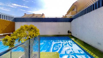 Semidetached house house in Rejas - Gilmar