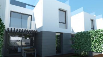 Terraced house in Rejas - Gilmar
