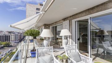 Penthouse in El Viso - Gilmar