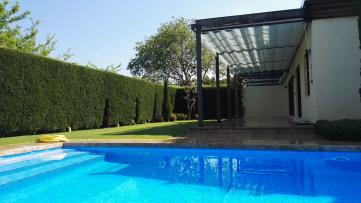 Impresionante Bajo en Valdemarín con piscina - Gilmar