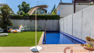 Villa house in Canillas - Gilmar