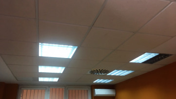Oficina en edificio El Cano - Gilmar