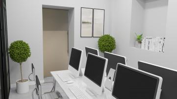 Oficina en rentabilidad del 6%. - Gilmar