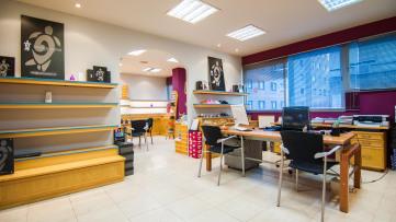Oficina en Moscardó - Gilmar