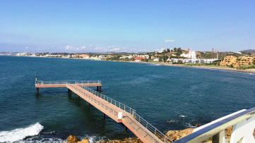 Business premise in Estepona Puerto - Gilmar