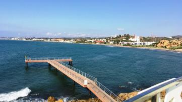 Business premise in Estepona Puerto - Gilmar