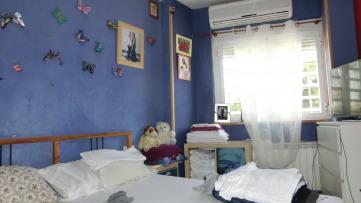 Apartamento de un dormitorio con patio - Gilmar