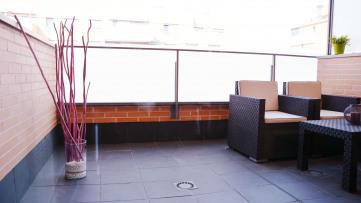 Piso en Las Tablas con terraza - Gilmar