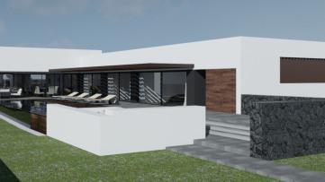 Villa house in Lanzarote - Gilmar