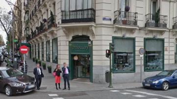 Business premise in Recoletos - Gilmar
