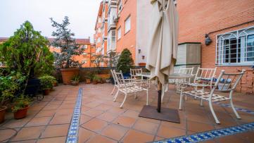 Alcala St., 100 M.Terrace. Luxury Flat. - Gilmar