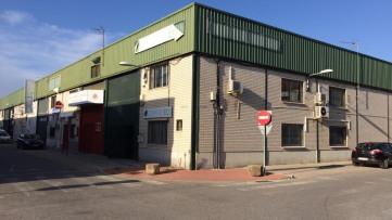 Nave Industrial en Bellavista - Gilmar