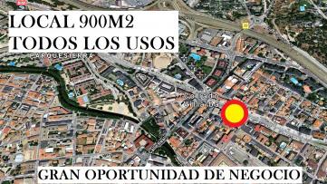 Local  900 m2 en Collado Villalba - Gilmar