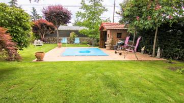 Chalet Independiente en Becerril con piscina - Gilmar