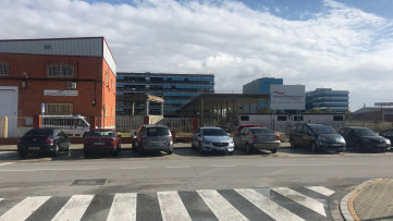 Industrial building in Sevilla Este - Gilmar