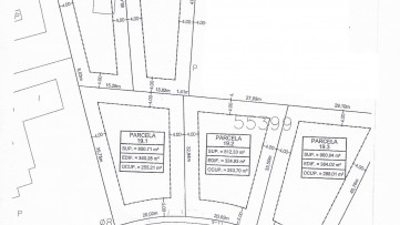 Residential plot in Vistahermosa - Gilmar