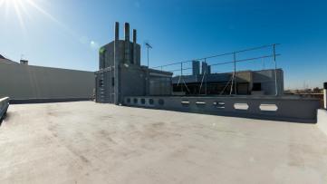 Edificio Industrial en Fuencarral (Valverde) - Gilmar
