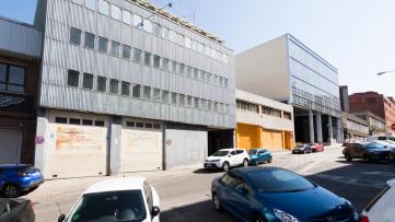 Industrial building in Fuencarral (Valverde) - Gilmar