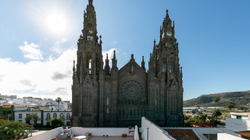 Chalet Pareado en Arucas - Gilmar
