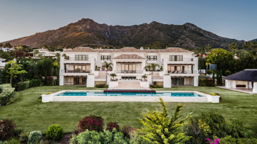 Luxury villa in Sierra Blanca, Golden Mile - Gilmar
