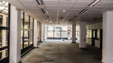 Amplia Oficina En Edificio De Lujo En Nervión - Gilmar