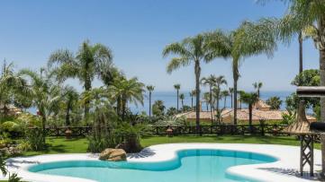 Villa in Sierra Blanca with amazing sea views - Gilmar