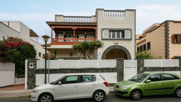 Chalet Independiente en Ciudad Jardín (Las Palmas) - Gilmar