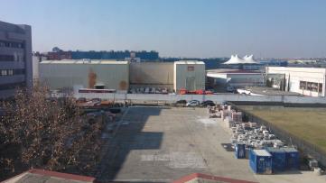Industrial building in Rejas - Gilmar