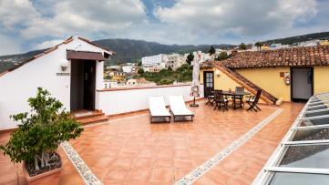 Hotel rural en La Orotava - Gilmar