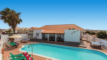 Villa en Corralejo - Gilmar