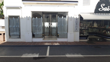 Business premise in Puerto Banús - Gilmar