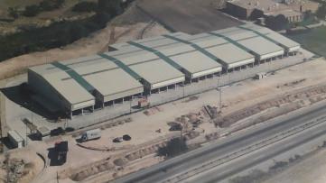 Industrial building in San Agustín de Guadalix - Gilmar