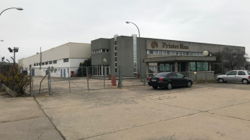 Industrial building in Algete - Gilmar